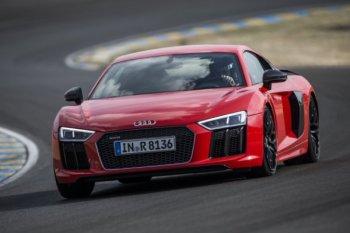 Audi R8 thế hệ mới sẽ sử dụng động cơ turbo tăng áp