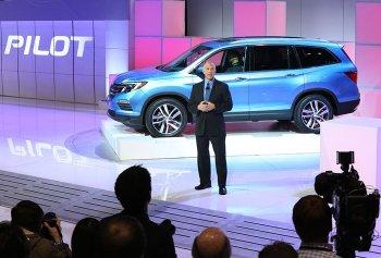 Honda triệu hồi Pilot 2016 do lỗi dây an toàn