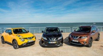 Nissan là thương hiệu xe châu Á bán chạy nhất châu Âu