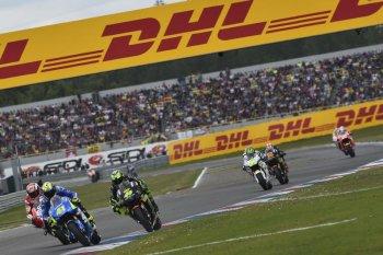 DHL tiếp tục gắn bó cùng MotoGP