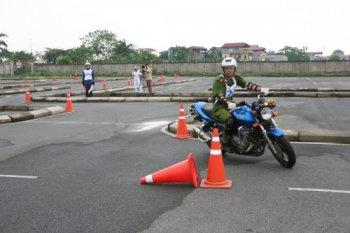 Honda đào tạo LXAT 2015 từ những tình huống thực tế