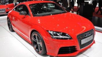 Audi TT RS thế hệ mới sẽ loại bỏ hộp số sàn