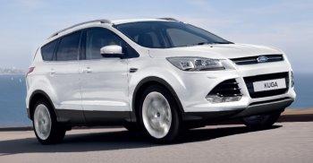 """Ford Kuga thay thế Ford Escape """"tấn công"""" thị trường Đông Nam Á"""