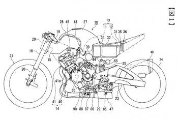 """Suzuki tiết lộ môtô tha hồ """"nẹt pô"""" trong phố"""