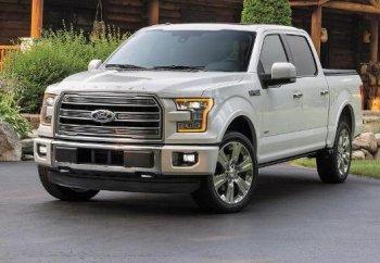 Ford trình làng xế bán tải sang trọng bậc nhất