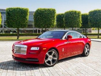 Rolls-Royce phô diễn trình độ Bespoke trên Wraith