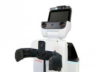 Toyota đẩy mạnh phát triển Robot làm việc nhà