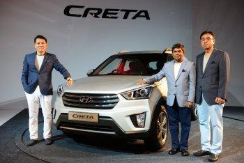 Hyundai Creta có mặt tại Ấn Độ bắt đầu chinh phục châu Á