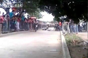 Đừng đùa với đua trên đường phố