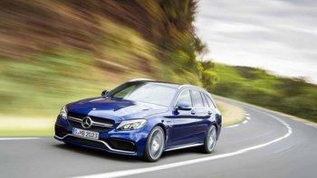 Mercedes-Benz định thu nhỏ nội thất C-Class coupe 2016