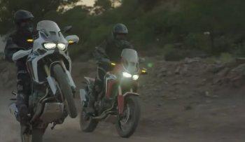 Tò mò xem chi tiết chiếc Honda CRF1000L Africa Twin