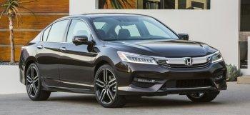Honda Accord 2016 – hiện đại nhất từ trước đến nay