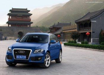 Kinh doanh ế ẩm, Audi thay giám đốc mới tại Trung Quốc