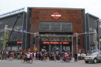 Harley Davidson chính thức có mặt tại Hà Nội