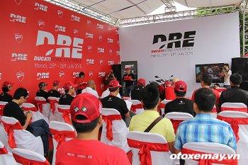 Ducati Riding Experience đầu tiên tại Việt Nam có gì?