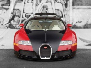 Chiếc Bugatti Veyron đầu tiên sẽ được bán đấu giá