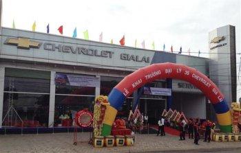 GM Việt Nam mở Đại lý Chevrolet 3S mới tại Gia Lai