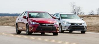Toyota làm mới chiếc Camry bằng động cơ tăng áp