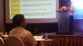 Bộ Trưởng Thăng cho rằng tiêu chuẩn của Toyota giúp đảm bảo ATGT