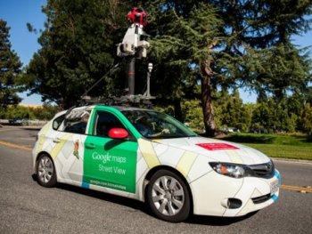 Xe Google giúp kiểm tra chất lượng không khí