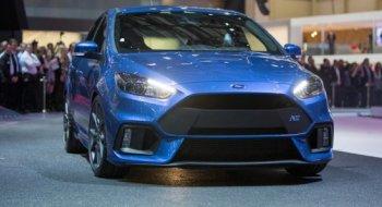 Rò rỉ giá bán Ford Focus RS 2016