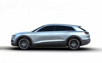 Xuất hiện những hình ảnh đầu tiên của Audi Q6 Concept