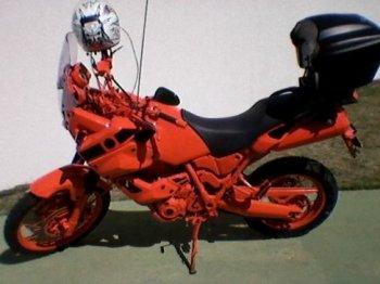 Cách chống trộm xe máy 'bá đạo'