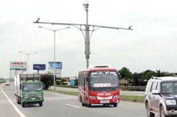 'Phạt nguội' trên tuyến cao tốc Pháp Vân - Cầu Giẽ  từ 1/10