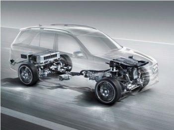 Mercedes - AMG sắp được trang bị động cơ hybrid