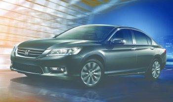 Honda Accord 2015 mới thêm nhiều tính năng đã có giá bán