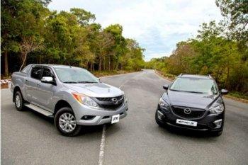 Mazda CX-5 liên tiếp giảm giá để hút khách