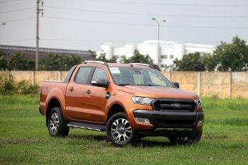 Bất ngờ công bố giá bán Ford Ranger Mới