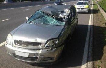 Ôtô nát bét vì tai nạn vẫn vi vu ở vận tốc 145km/h