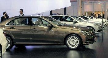 Sắp dỡ thuế với ôtô nhập từ châu Âu