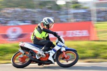 Exciter, Raider so tài tại Vietnam Motor Cub Prix 2015