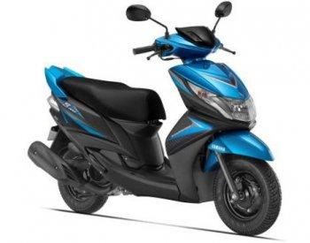 Yamaha đồng loạt tung 3 mẫu xe ga giá rẻ