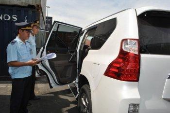 Ôtô của Việt kiều hồi hương được miễn thuế