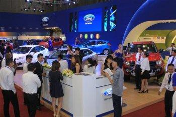 Hơn 20 nghìn ôtô được bán ra thị trường Việt trong tháng 7