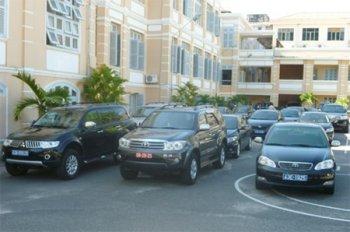 Bộ trưởng được dùng xe có giá tối đa 1,1 tỷ đồng