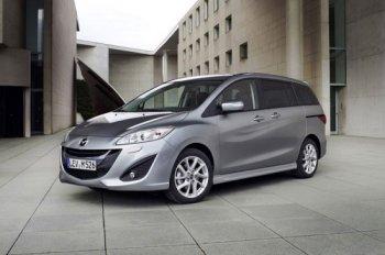 Mazda5 chính thức bị khai tử vì ế ẩm