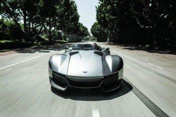 Rezvani Motors Beast – Mãnh thú xổng chuồng