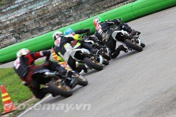 Honda Việt Nam lấn sân vào đua xe