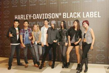 Thời trang môtô Harley chính thức ra mắt tại TP.HCM