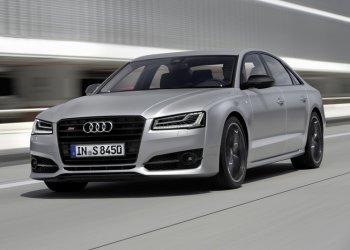Audi S8 Plus – sedan hạng sang đầy sức mạnh