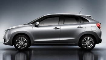 Baleno – mẫu hatchback hoàn toàn mới của Suzuki