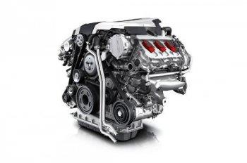 Audi 'bắt tay' Porsche cứu động cơ V8
