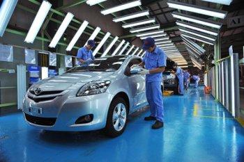 Toyota lại đòi giảm thuế ôtô