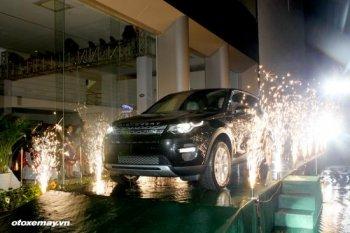 Vừa về Việt Nam Land Rover Discovery Sport 2015 đã cháy hàng