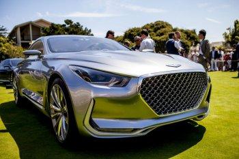 Tương lai của xe Hyundai