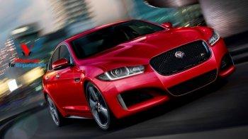 Jaguar XE 2015 về Việt Nam khiến xe Đức phải chừng